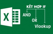Hàm IF kết hợp với Vlookup và hàm And, OR trong Excel - How to use IF and Vlookup in Excel